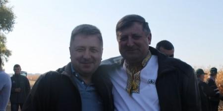 День поля в Черкаській обл. 03.10.2016 р.